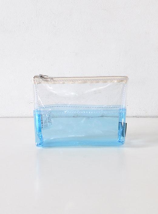 透明/BLUE